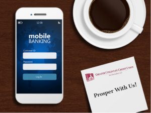mobile banking iphone