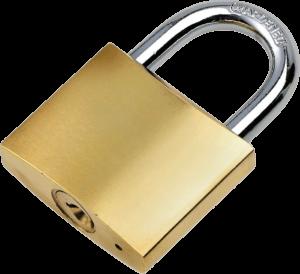 Online Security PADLOCK SYMBOL