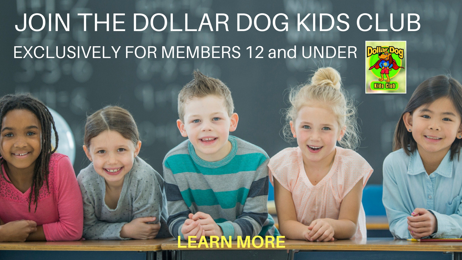 DOLLAR DOGS KIDS CLUB